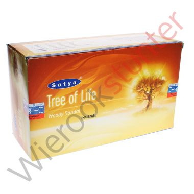 Nag Champa Tree of Life wierook