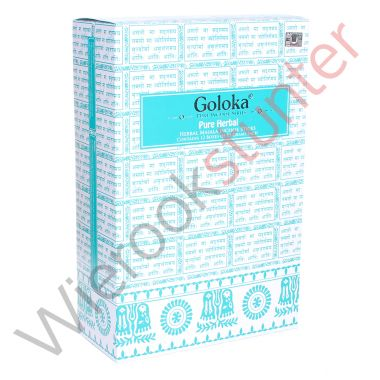 Goloka Pure Herbal wierook