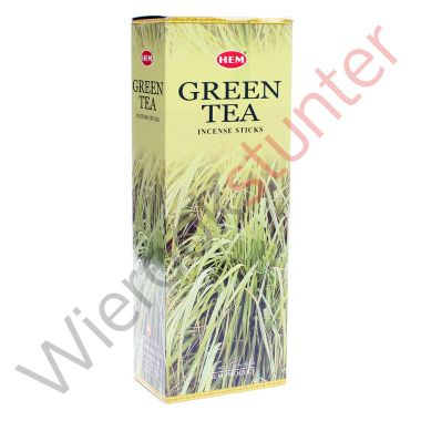 Green Tea wierook